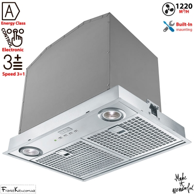 Вытяжка Franke Box Plus Flush FBI FLUSH 602 XS